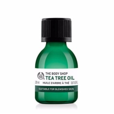 Price Comparisons The Body Shop Tea Tree Oil 20Ml