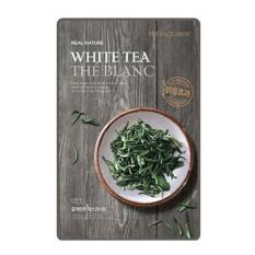 Coupon The Face Shop Real Nature White Tea Mask X10