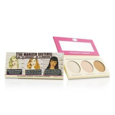Low Price Thebalm The Manizer Sisters Betty Lou Manizer Cindy Lou Manizer Mary Lou Manizer 3X3G Intl