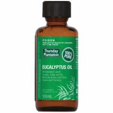 Latest Thursday Plantation Eucalyptus Oil 100Ml