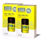 Wholesale Thursday Plantation Tea Tree Oil 10Ml 2Pcs