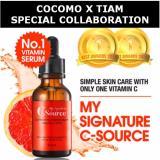 Sale Tiam C20 Original Pure Vitamin C20 Serum Cocomo Tiam