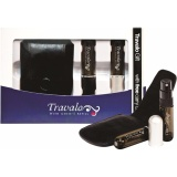 Discount Travalo Pure Excel 5Ml Gift Set Black Case