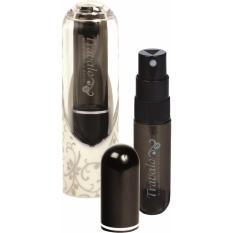Review Travalo Refill Perfume Spray Pure Excel 5Ml Black Travalo