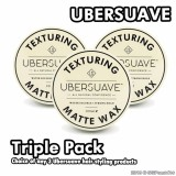 Price Comparisons For Ubersuave 2 Wax Triple Pack