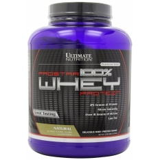 Price Ultimate Nutrition Prostar 100 Whey Protein 80 Servings Natural Ultimate Nutrition Original