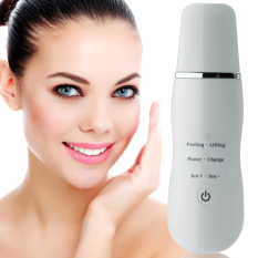 Low Price Ultrasonic Skin Scrubber Rechargeable F*c**l Peeling Massager Cleaner