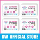 Great Deal Under Pads 4 Bags X 8 Pcs