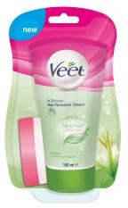Great Deal Veet In Shower Cream For Dry Skin 150Ml