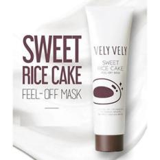 Discount Vely Vely Sweet Rice Cake Peel Off Mask Singapore