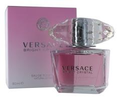 Versace Bright Crystal Edt Spray 90Ml Ladies Shopping