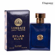 Best Reviews Of Versace Dylan Blue Edt Spray 100Ml Men