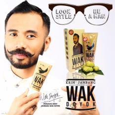 Wak Doyok Beard Hair Growth Cream For Sale Online