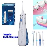 Sale Waterpulse 240Ml Water Jet Pick Flosser Oral Irrigator Teeth Cleaner Dental Care Blue Intl Not Specified