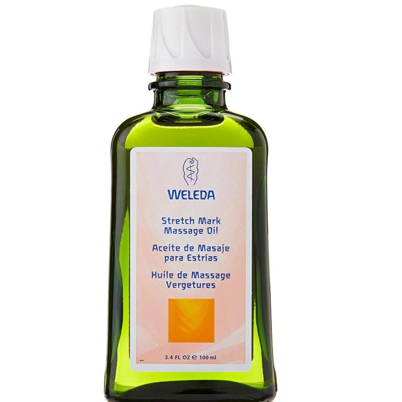 Buy Weleda Stretch Mark Massage Oil 3.4 fl oz (100 ml)★For Pregnant & Breastfeeding Women★EXP 01/2020★Made in Germany Singapore