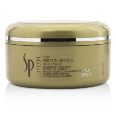 Buy Wella Sp Luxe Oil Keratin Restore Mask Reconstructs Hair Fiber 150Ml 5Oz Intl Cheap South Korea