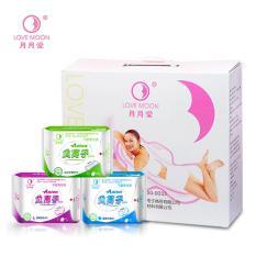 Sale Winalite Lovemoon Sanitary Pads Anion Pads Feminine Hygiene Anion Sanitary Napkin Organic Cotton Love Moon Anion 19 Packs Lot Lovemoon On China