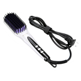Buy Cheap Wondershop Acevivi Digital Electric Hair Straightener Comb Heating Detangling Hair Brush Eu Us Uk Plug White Us Plug Intl