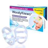 Buy Woodyknows Nasal Dilators 2Nd Gen Nose Vents Nasal Congestion Anti Snoring Snore Relief Nasal Strips Nasal Spray Breathe Right Intl On China