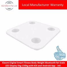 How Do I Get 2017 Xiaomi Digital Smart Fitness Body Weight Bluetooth Fat Scale Led Display 5Kg 150Kg With Ios And Android App