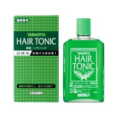 Yanagiya Hair Medicated Hair Growth Tonic 240Ml Yanagiya Discount