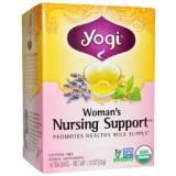Where To Shop For Yogi Tea Organic Woman S Nursing Support Caffeine Free 16 Tea Bags 1 12 Oz 32 G