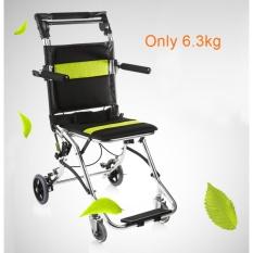 a953f7abf9f Yuwell 2000 Potable Folding travelling Wheelchair