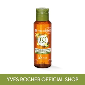 Yves Rocher Vanilla Bourbon Eco Concentrated Shower Gel