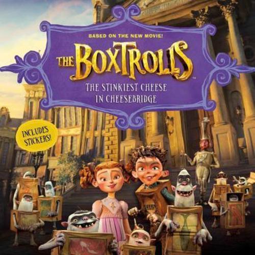 The Boxtrolls: The Stinkiest Cheese in Cheesebridge
