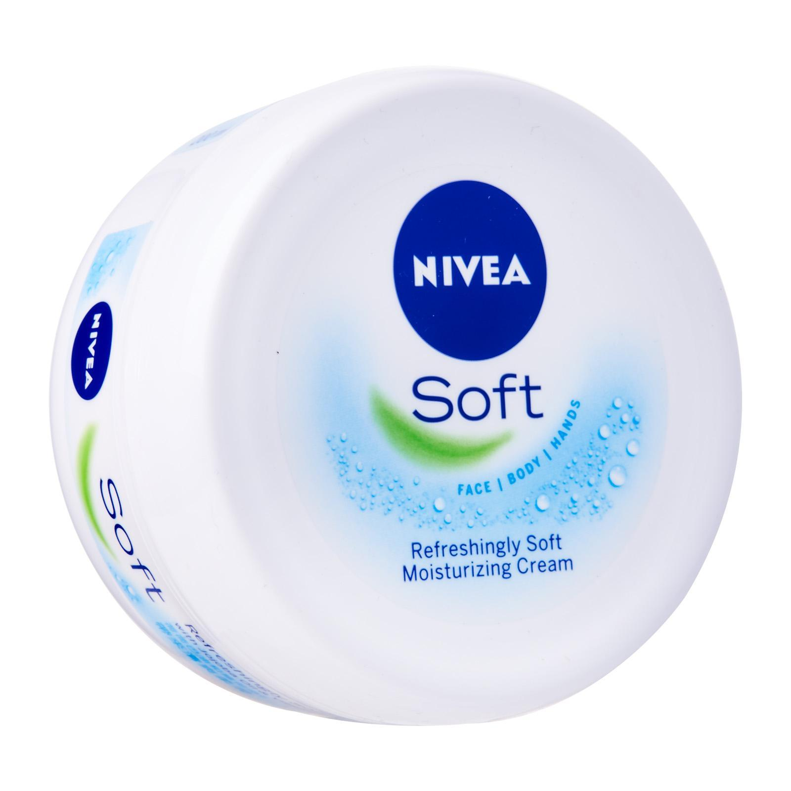 Nivea Body Care Unisex Cream Soft