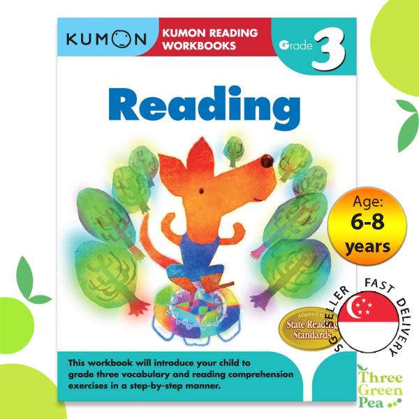 Kumon Reading Workbooks  Grade 3 - READING