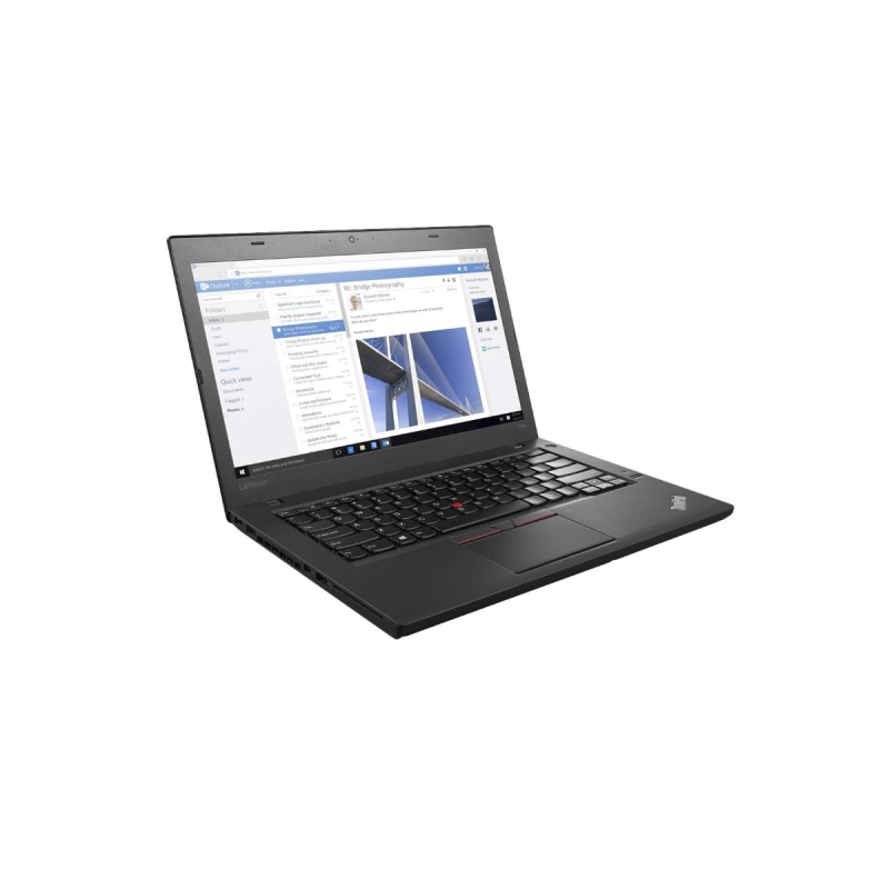 Lenovo ThinkPad T460 14inch HD Laptop , Intel i5-6300U 6th Gen 2.4Ghz, 8GB RAM, New 240GB SSD, HDMI Port ,Windows 10 Professional Used - Leinfotech