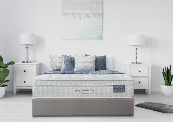 King Koil World Edition Perfection - Mattress Only