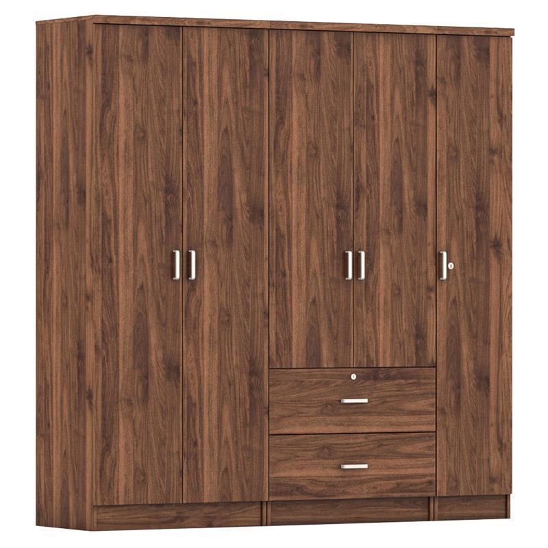 Wilton 5-Door Wardrobe