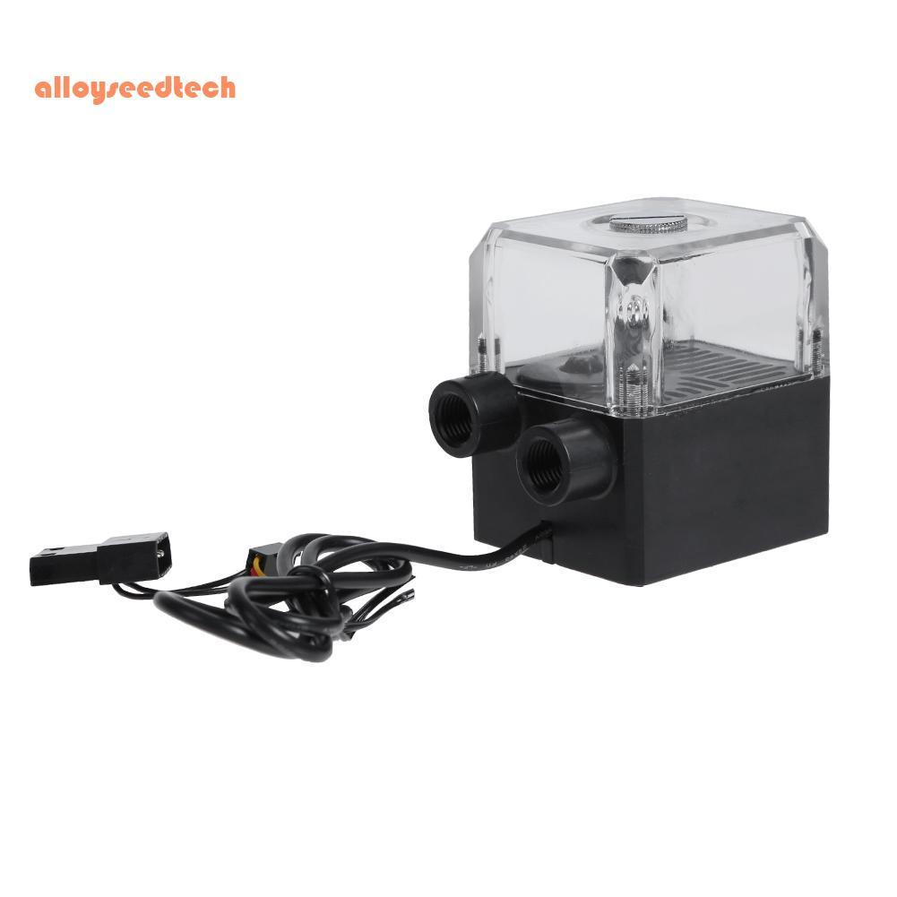 〔alloyseedtech〕SC-450 300L/h 12V DC 1.2A Silent Computer Water Cooling Circulating Pump