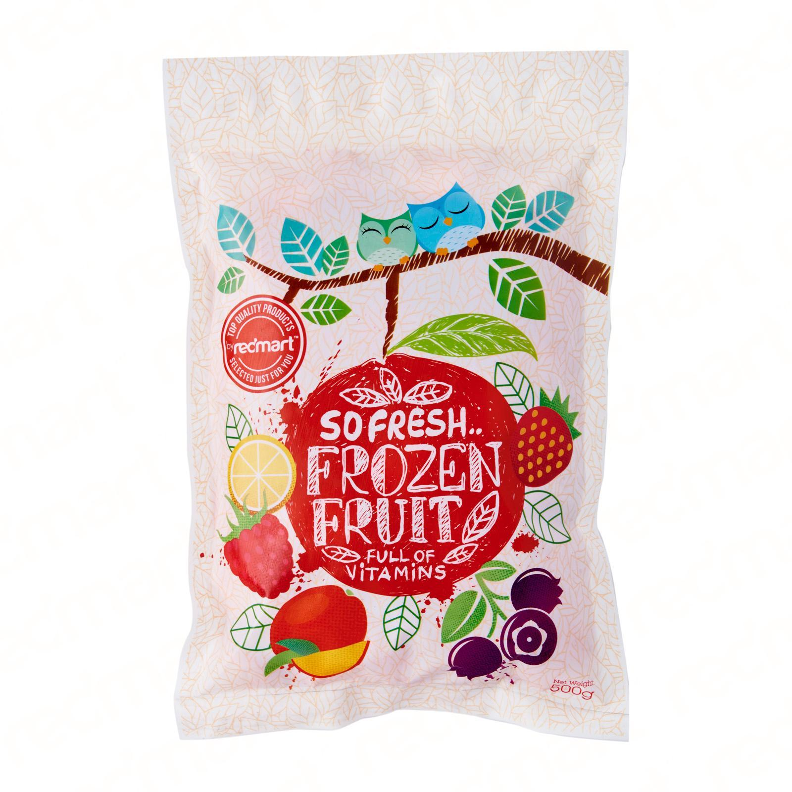 RedMart Korean Strawberries - Frozen