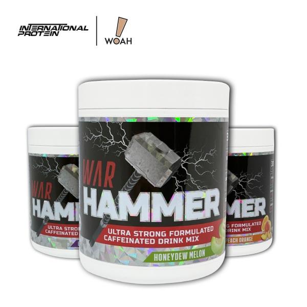 Buy International Protein War Hammer (265g) Singapore