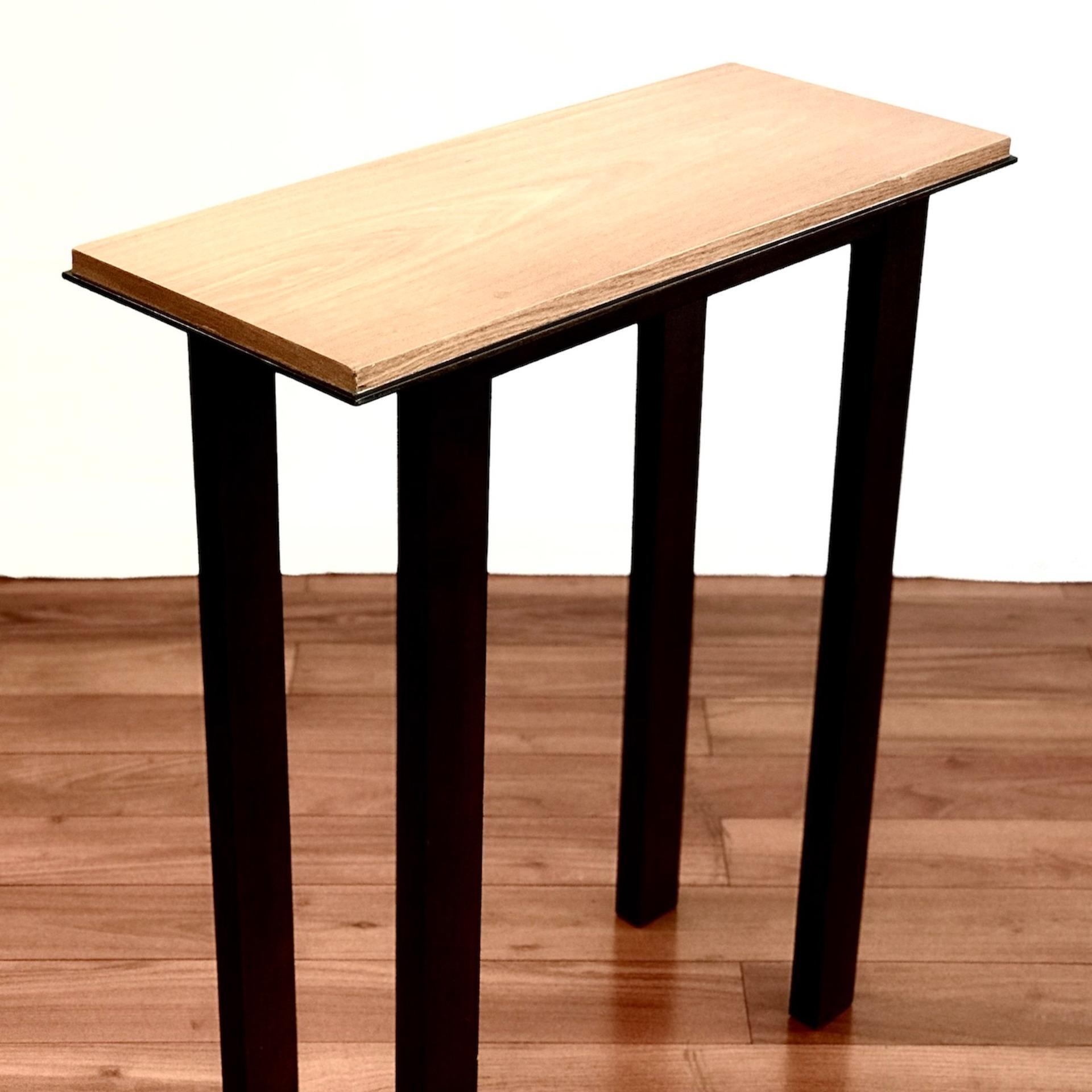 Side Console - Solid Wood