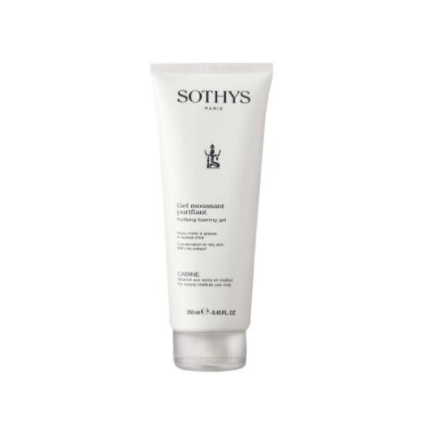 Buy Sothys Purifying Foaming Gel 250ml Singapore