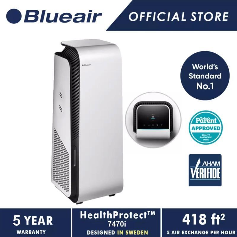 Blueair Air Purifier HealthProtect 7470i Singapore