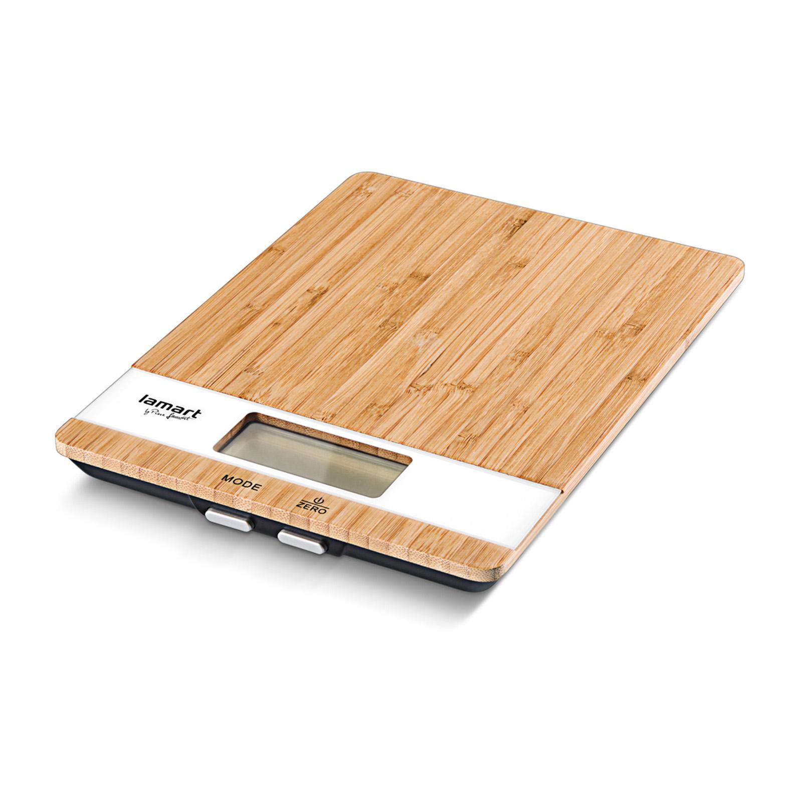 Lamart Bamboo Kitchen Scale