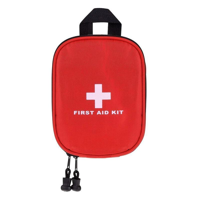 First Aid Kit- Medical Emergency Kit Waterproof Portable Essential Injuries  For Car Kitchen Camping Travel Office Sports And Home