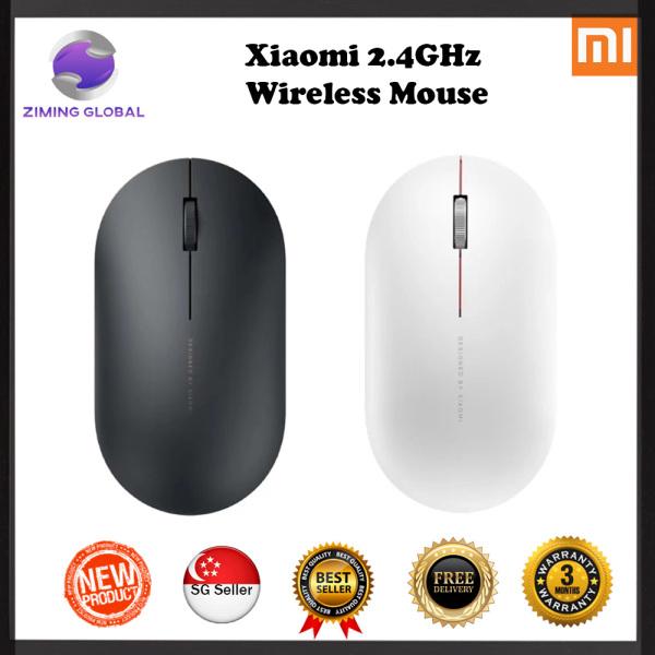 Original Xiaomi 2.4GHz Wireless Portable Mouse 2 For Macbook /Laptop /TV Box