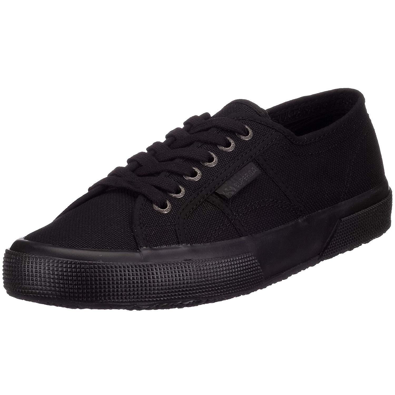 Superga Cotu Classic 2750 Sneakers Total Black (997) By Lazada Retail Superga Flagship Store.