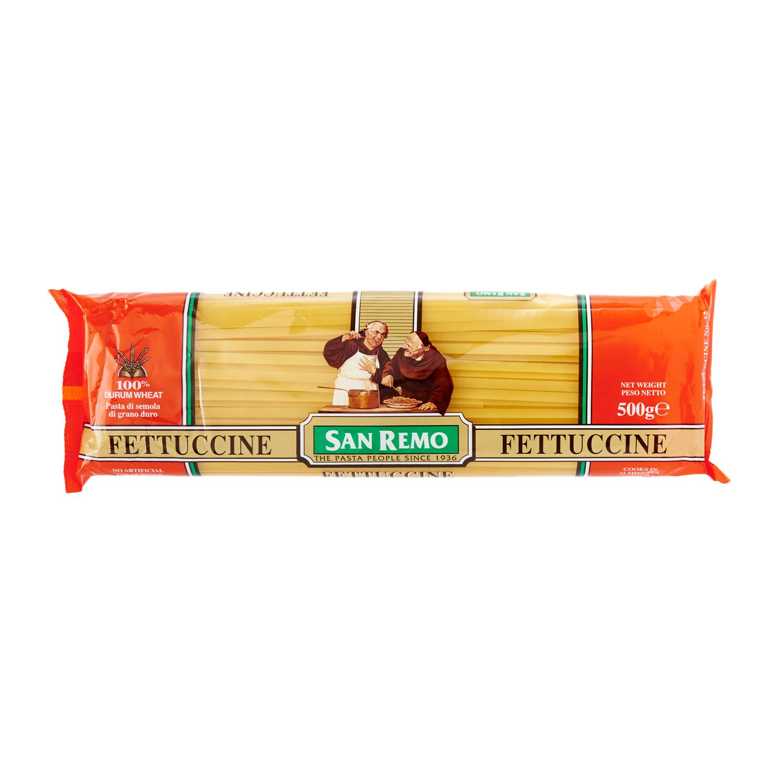 San Remo Fettuccine No. 12 By Redmart.