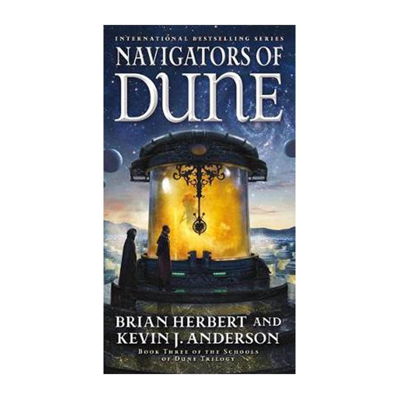 Navigators Of Dune: Book Three Of The Schools Of Dune Trilogy (Paperback)