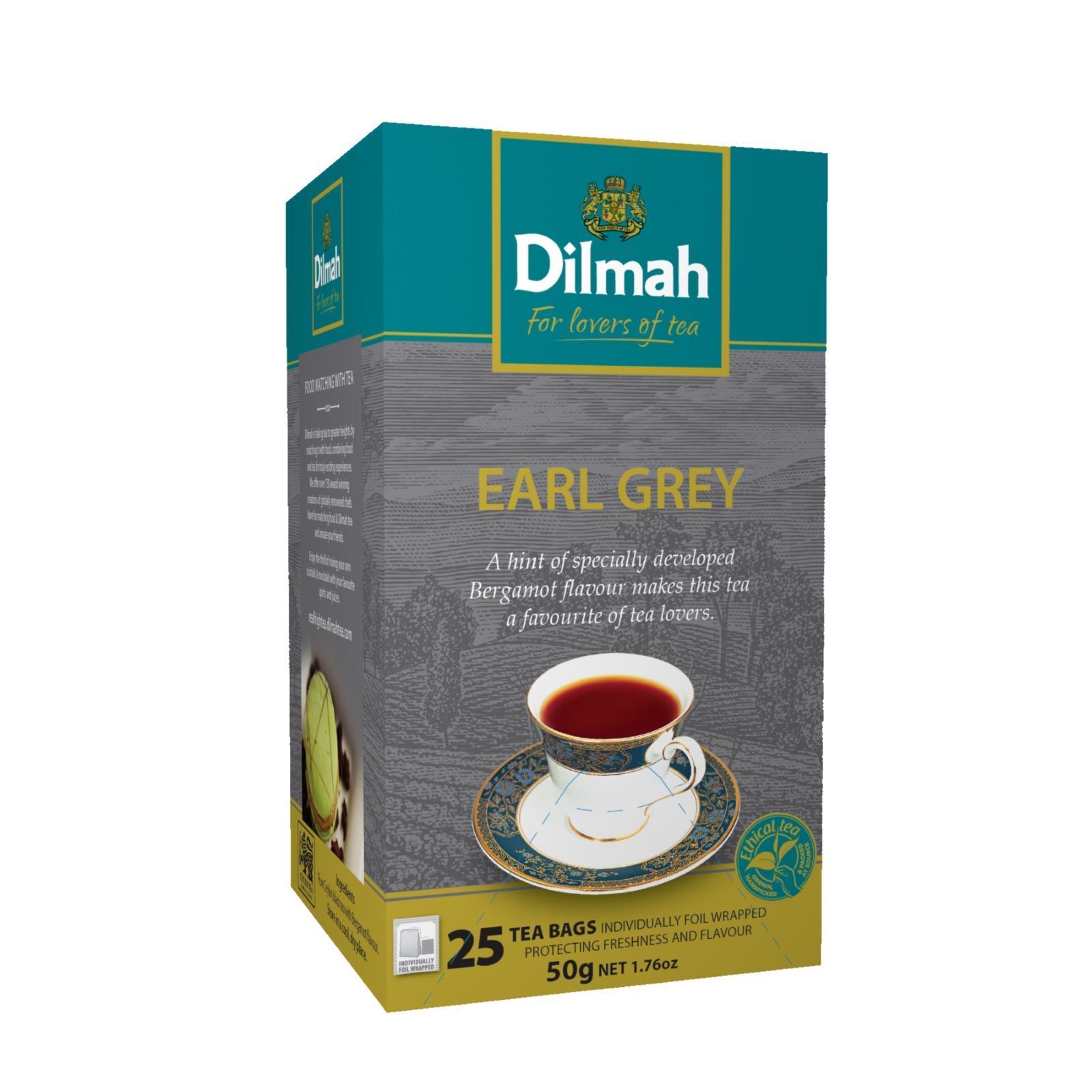 Dilmah Earl Grey Tea