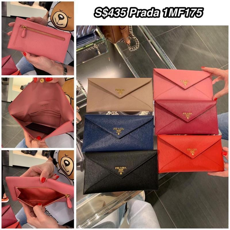 828f5eebbecb Latest Prada Women Wallets Products | Enjoy Huge Discounts | Lazada SG