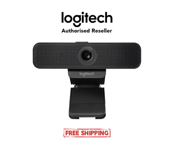 (Ready to Ship) Logitech C925E Webcam (960-001075) + 1 Free Gift | Local Manufacturer Warranty [Authorised Reseller]