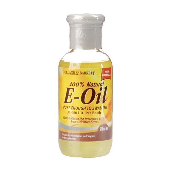 Buy Holland & Barrett 100% Natural Vitamin E-Oil 30000I.U. 75ml Singapore